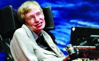 史蒂芬·霍金去世 终年76岁