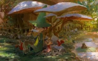色彩大赞,国人画师绘画创作分享